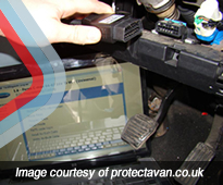 Does OBD hacking compromise your van security?