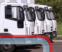 We bring Refrigerated Vehicles to Food & Drink Expo 2014