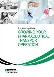 The Ultimate Guide to: Growing Your Pharmaceutical Transport Operation