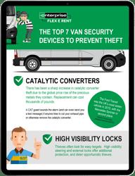 Flex-e-rent-The top 7 van security devices to prevent theft