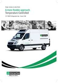 3.5T MWB Refrigerated Van – Heavy Chill