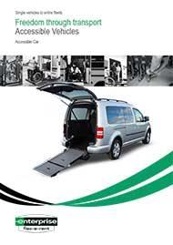 Accessible Car – 1 Wheelchair