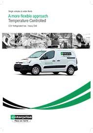 Enterprise Van Rental >> Refrigerated Van Hire Enterprise Flex E Rent