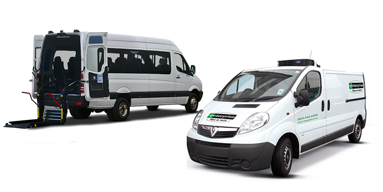 Our fixed term vehicle hire