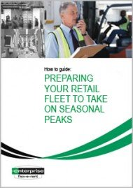 Preparing your retail fleet to take on seasonal peaks
