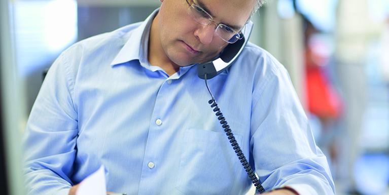 Our fleet management solutions meet high standards