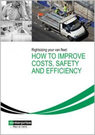 Rightsizing your van fleet: How to improve costs, safety and efficiency