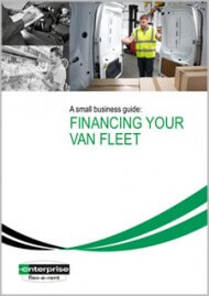 Small business guide to financing your van fleet