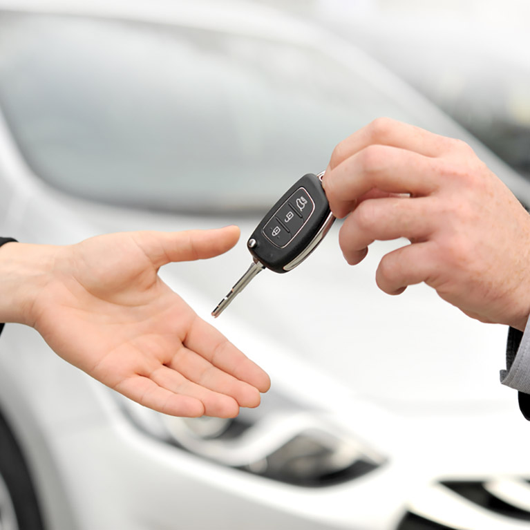 Choose your ideal car hire terms