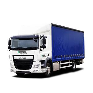 Curtain-side trucks
