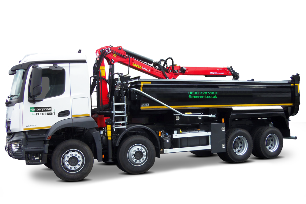Guide to construction vehicle hire