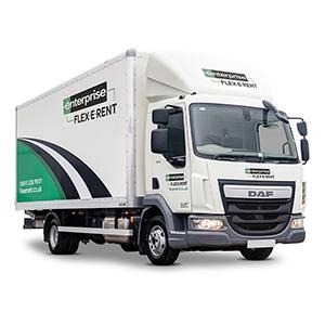 7.5T Box Truck Column Lift