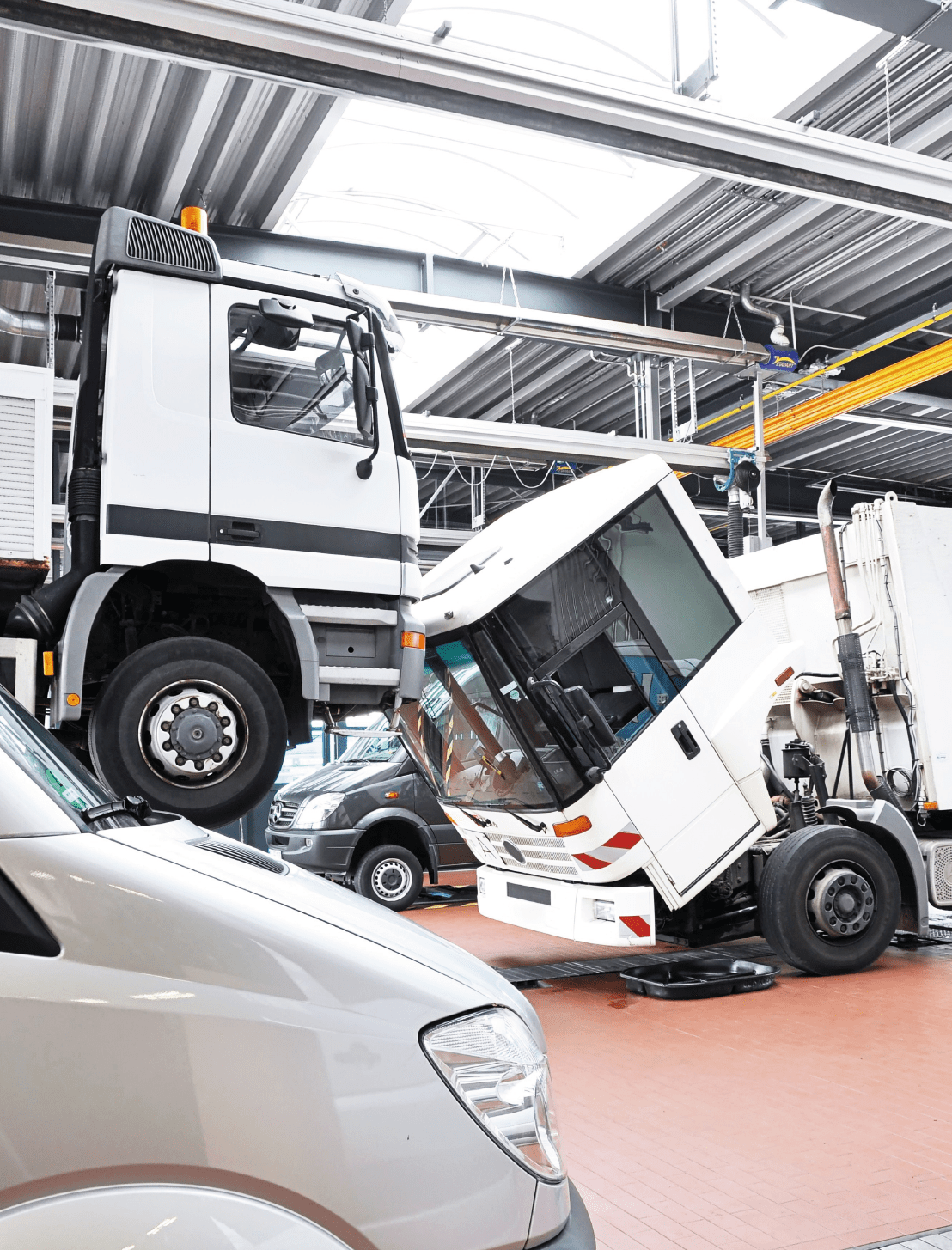 Fleet management solutions workshop