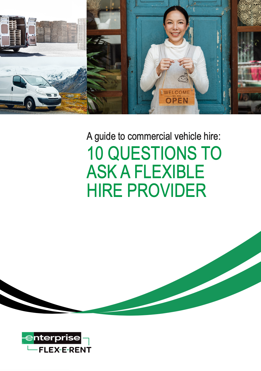 10 questions to ask a flexible hire provider