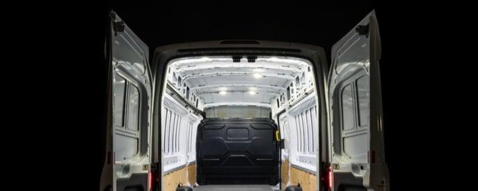 6 Top Tips for Van Racking