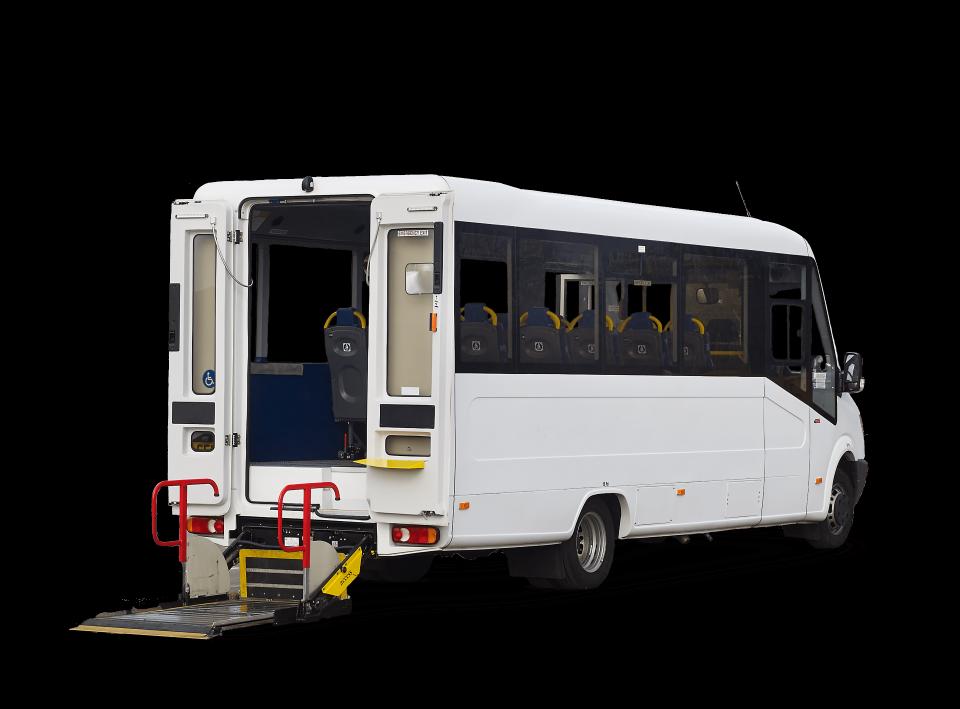 Coach Built Accessible