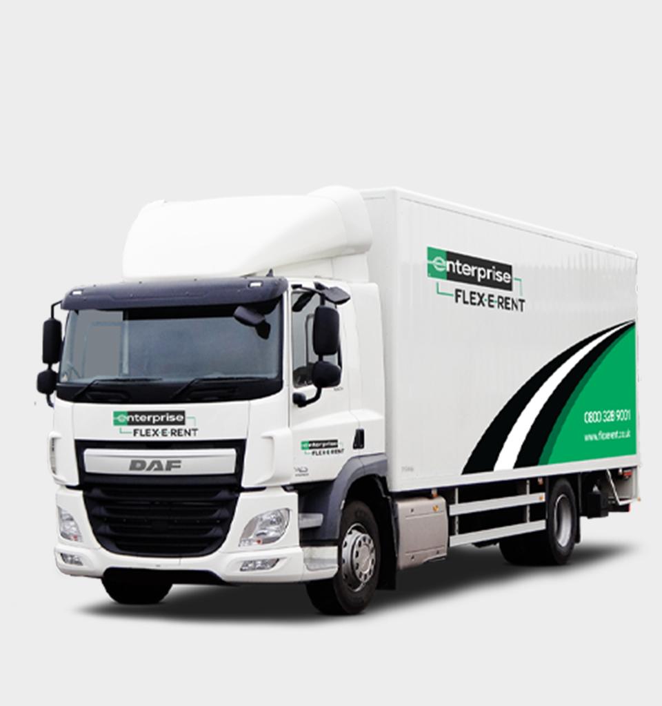 DVS Compliant Truck 18T - Web transparent grey