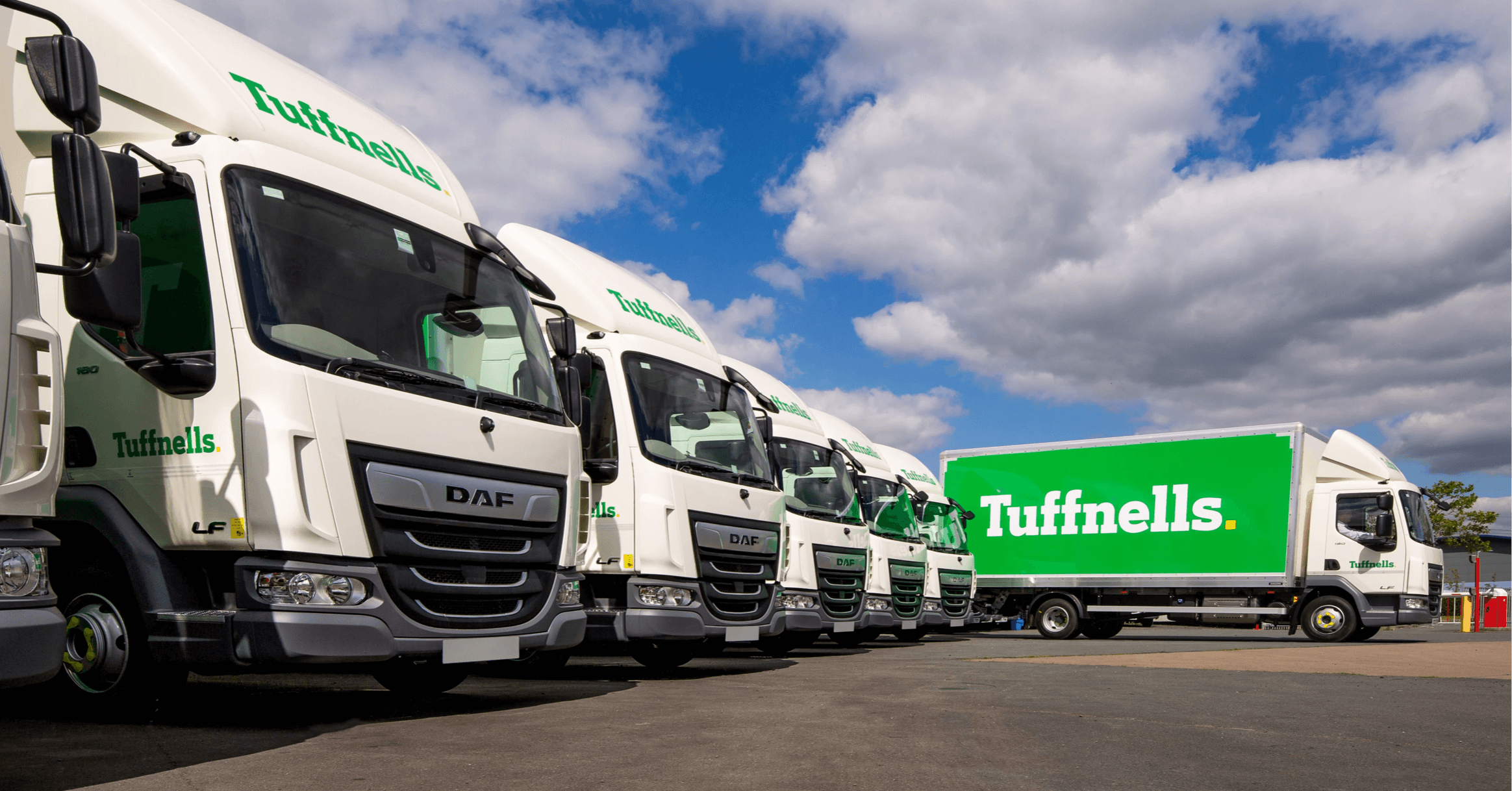 [News] Tuffnells Adopts Flexible Rental And Contract Hire With Enterprise For Its Big Green Parcel Machine