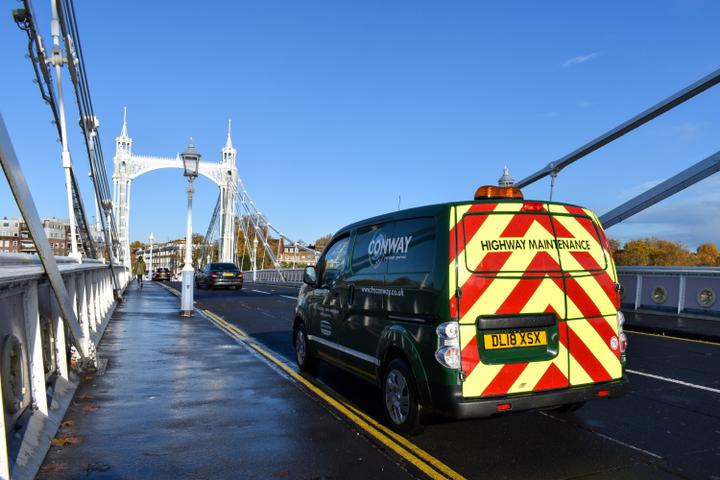 Enterprise Flex-E-Rent Brings Electric Vans to London