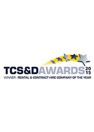 TCS&D awards winner 2015