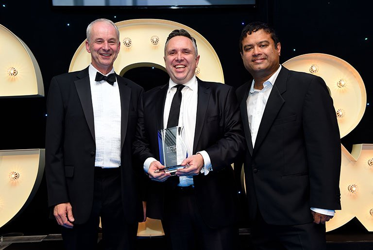 Enterprise Flex-E-Rent brings home Rental & Contract Hire Operator of the Year Award from the TCS&D Awards
