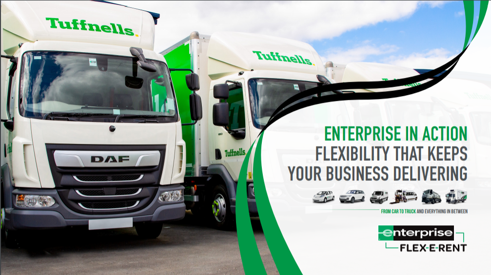 Enterprise in Action - Flexibility that keeps your business delivering
