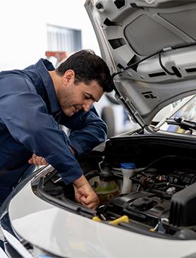 Fleet compliance vehicle check