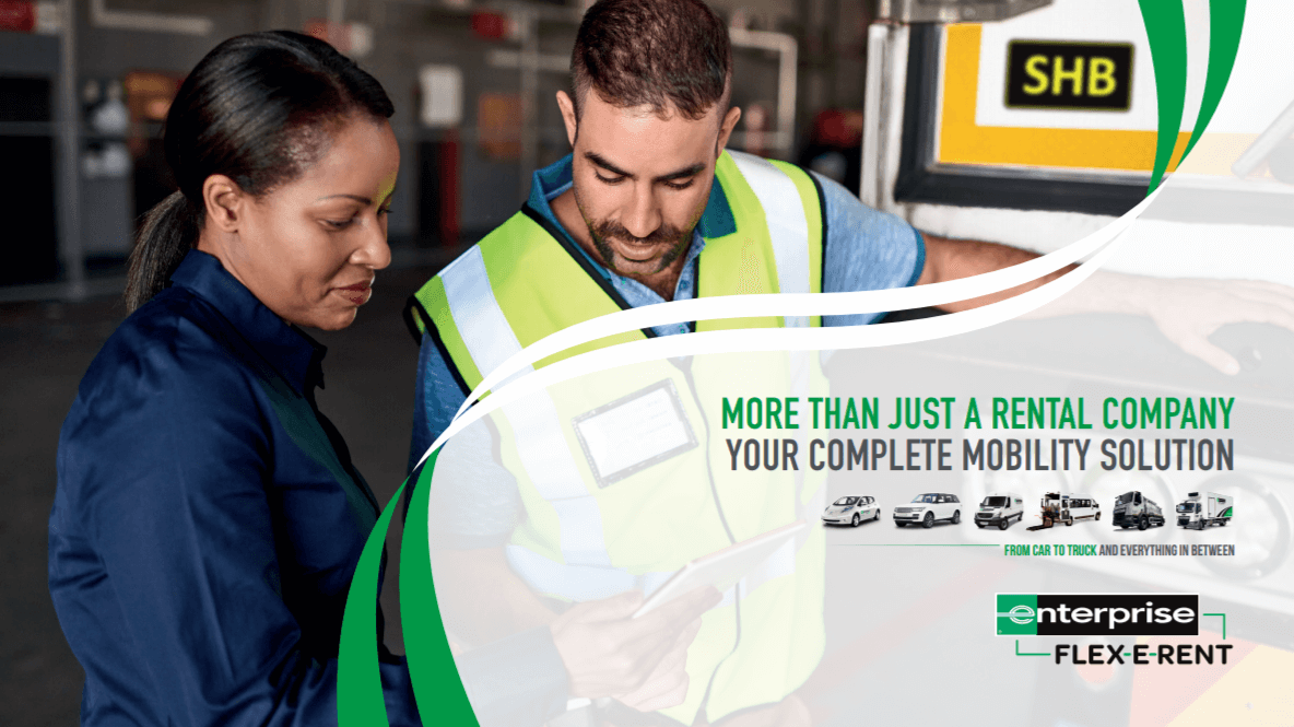 More than just a rental company: Your complete mobility solution