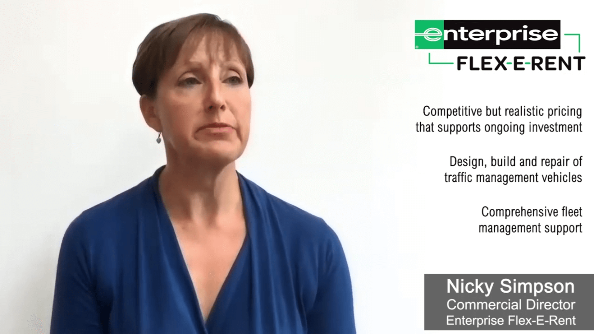 Nicky Simpson, Commercial Director at Enterprise Flex-E-Rent, discusses COVID-19 and the current climate