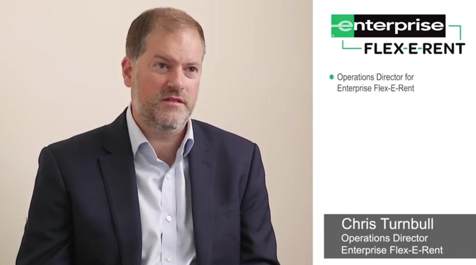Operations Director - Enterprise Flex-E-Rent, Chris Turnbull - September Feature