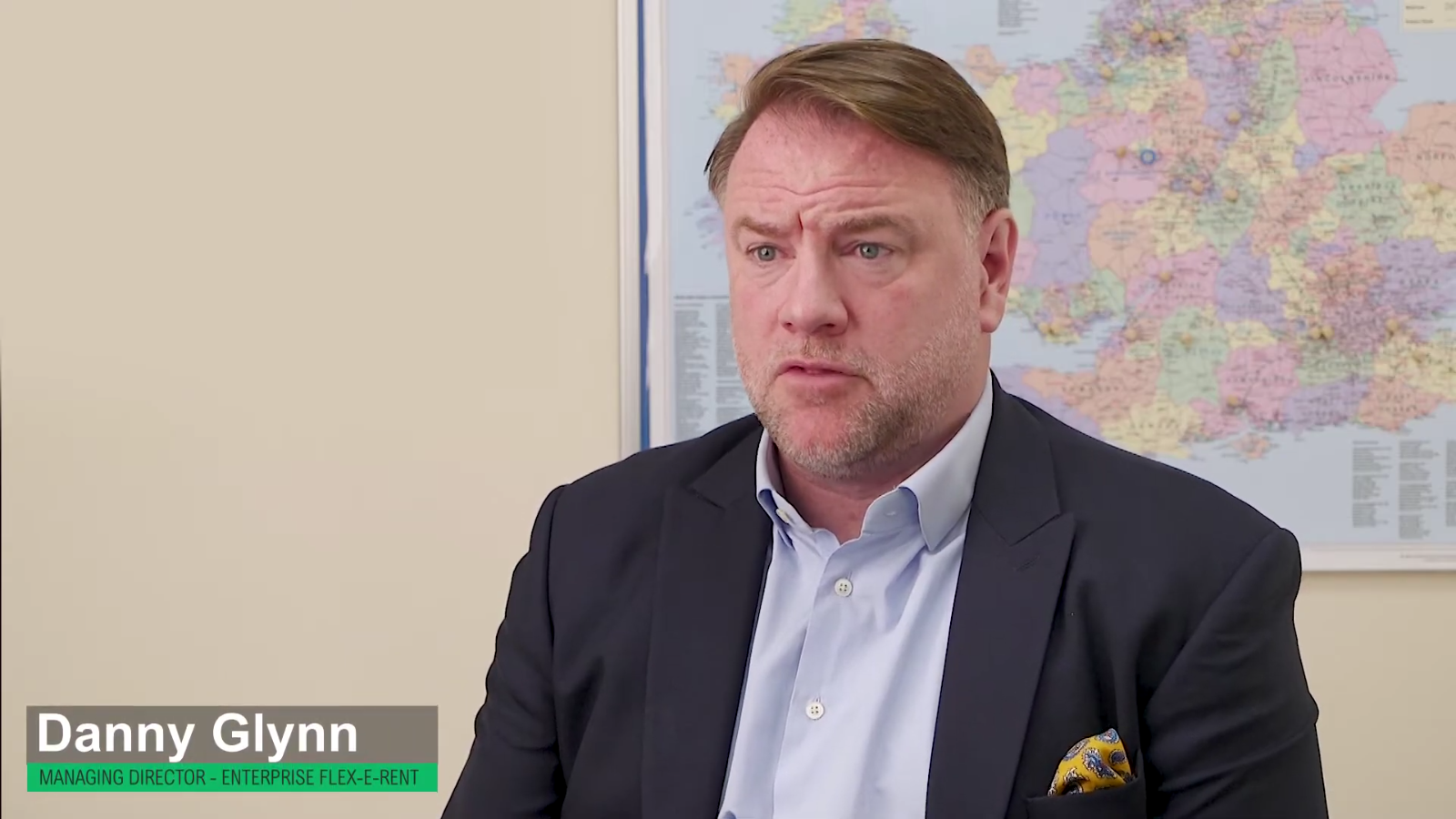 Direct Vision Standards & Brexit – Update from Enterprise Flex-E-Rent Managing Director, Danny Glynn
