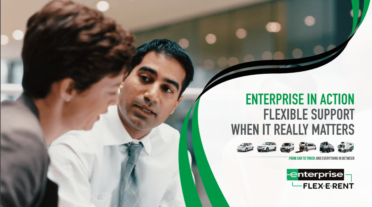 Enterprise in Action - Flexible support when it really matters
