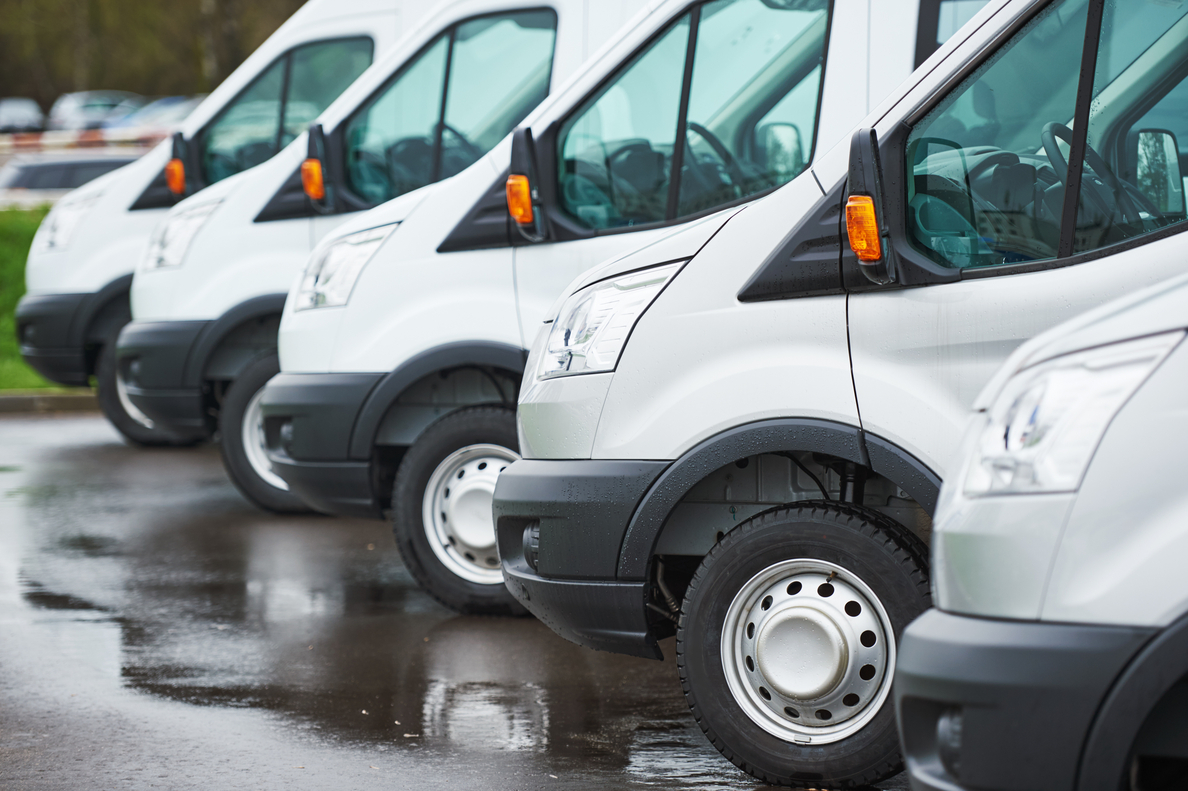 The small business guide to financing your van fleet
