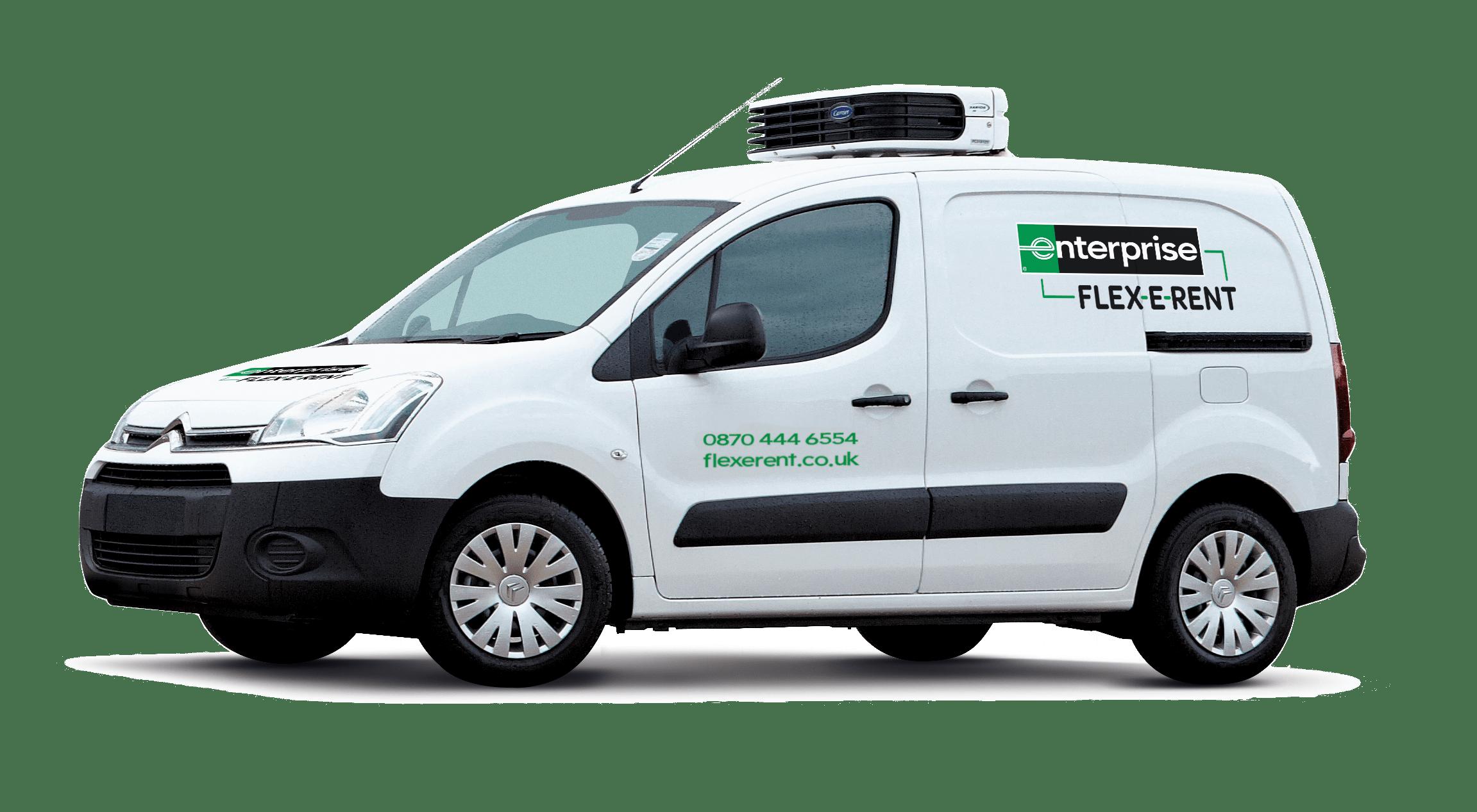 WEB Enterprise Flex-E-Rent Citroen CDV Van