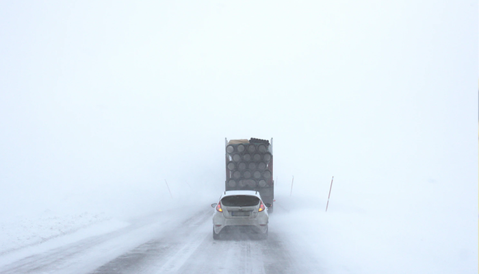 Stay safe on the roads with 8 tips for winter driving