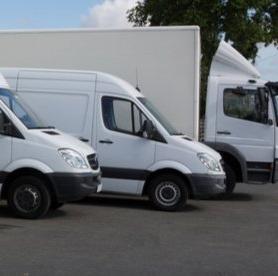 Vehicle fleet for rent